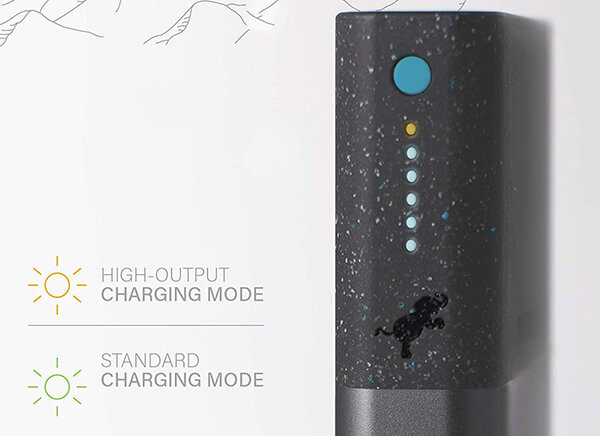 Nimble 10,000mAh Power Delivery and Quick Charge Portable Charger