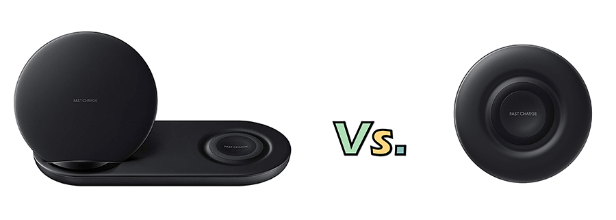 Samsung Wireless Charger Duo or Wireless Charging Pad?