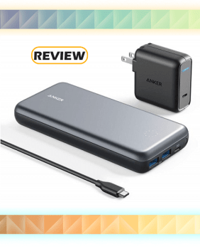 Anker PowerCore+ 19000 Power Delivery USB-C Hub Portable Charger Review