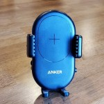 Anker PowerWave 7.5W - 10W Fast Wireless Car Charger Vent Holder