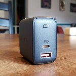 OMNIA Mix 65W Dual-Port PD Charger