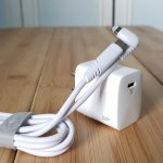 Silicon Power QM10 PD Wall Charger and USB-C to Lightning Cable Combo