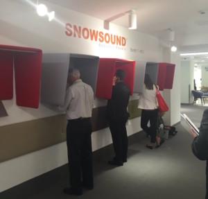 ADI Workplace Acoustics Snowound NeoCon 2016