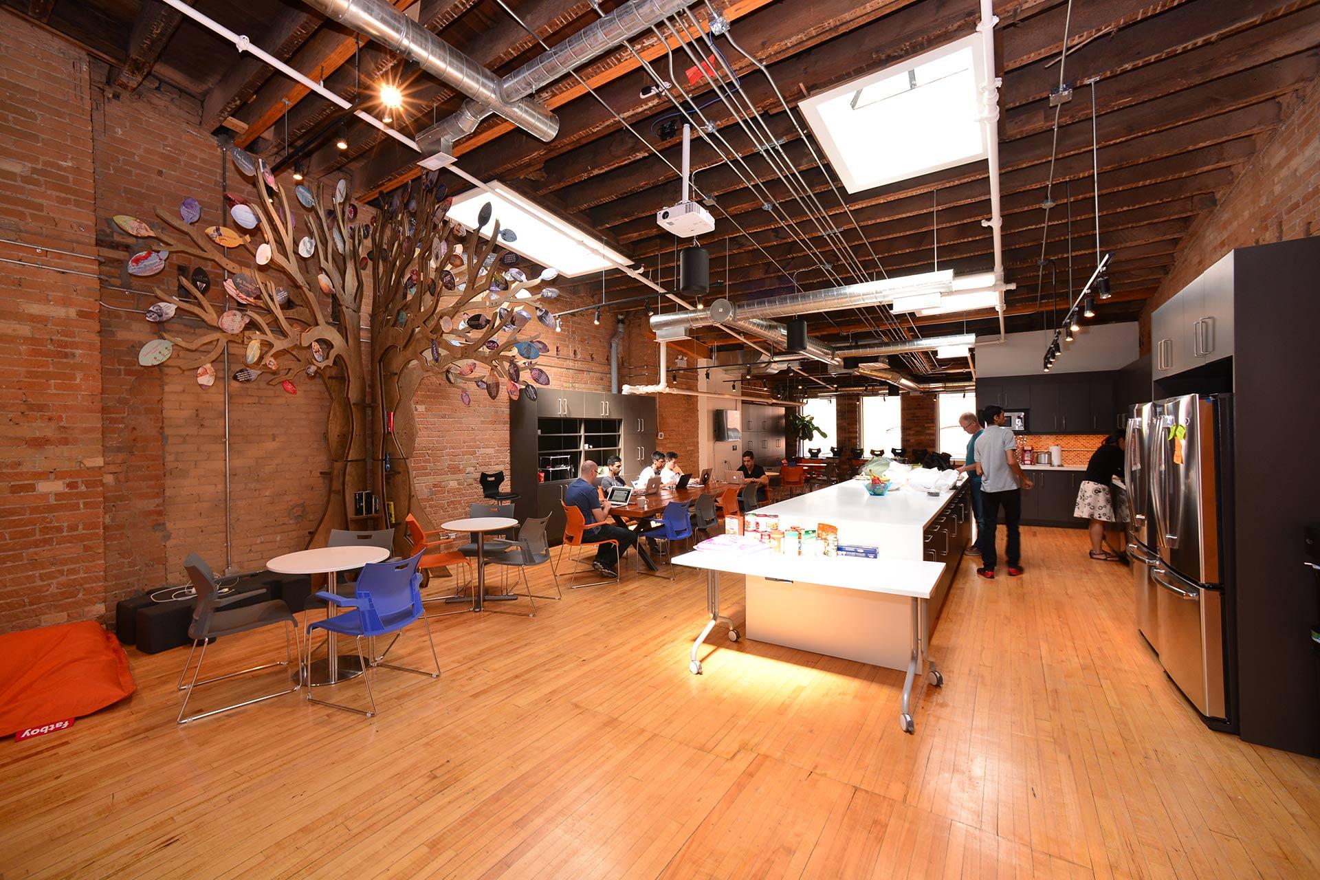 Canadian Tech workplaces - Wattpad