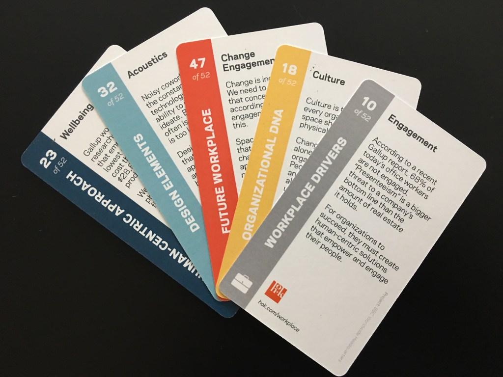 HOK Workplace Design Card Deck