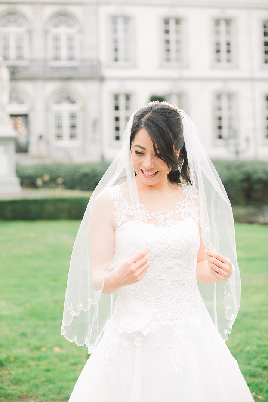Hochzeit im Kasteel Bloemendaal-44