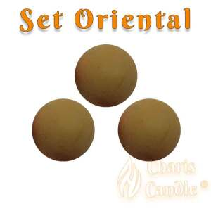 Charis Candle ® - Set Oriental