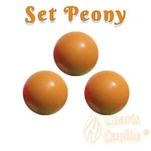 Charis Candle ® - Set Peony