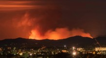 Bethel Church, Redding, Responds to Western Wildfires