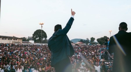 Christ for all Nations Leads More Than 53,000 People to Christ in Tanzania