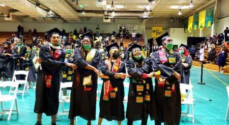 Wilberforce University Pays Off Over $375,000 in Debt for 2020, 2021 Graduates