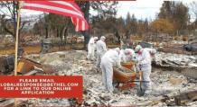 Bethel Global Response Provides Wildfire Relief in Utah, California
