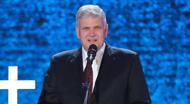 Evangelist Franklin Graham