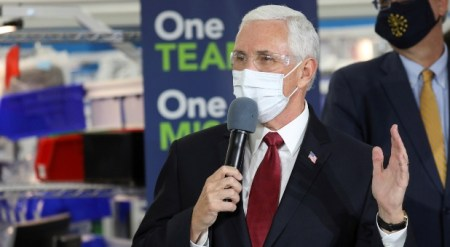 Mike Pence Voices Support for Virginia Church that Sued Gov. Ralph Northam Over Wrongful Coronavirus Restrictions
