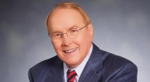 Dr. James Dobson Condemns  Trillion HEROES Act as 'Socialist Agenda'