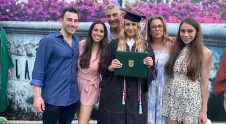 Hamas Military Conflict Leaves Israeli Graduates With Somber Memories, Yet Hope for the Future
