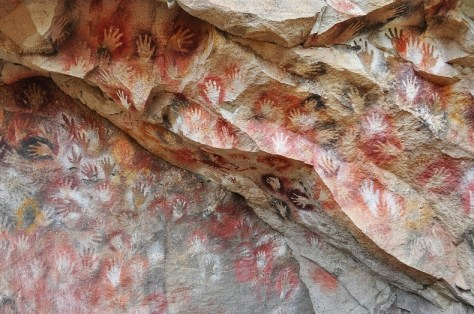Ancient Cave of Hands in Patagonia Argentina 3