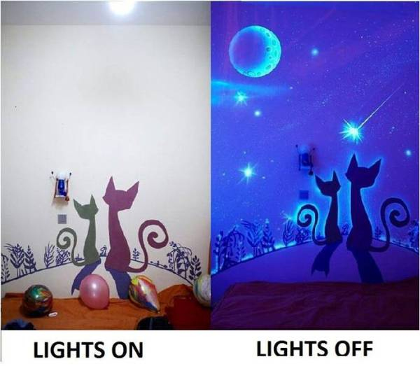 How To Make Glow In The Dark Paint 3