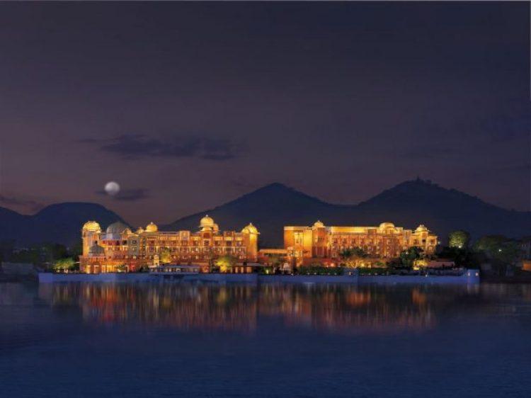 The Floating Lake Palace of Udaipur 0