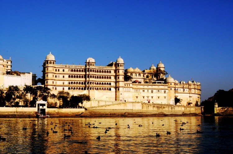 The Floating Lake Palace of Udaipur 26