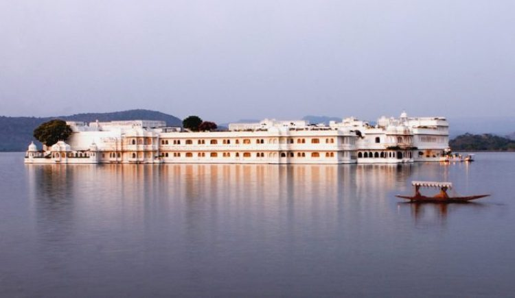 The Floating Lake Palace of Udaipur 9
