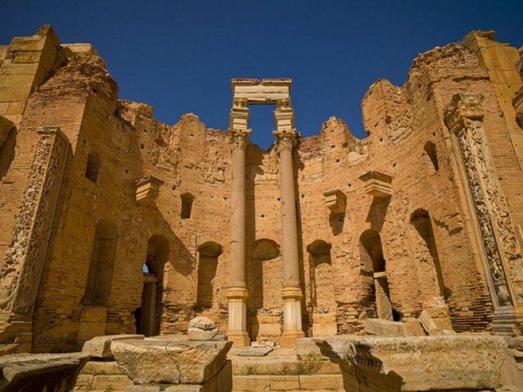 Leptis Magna Roman Ruins of Libya 18