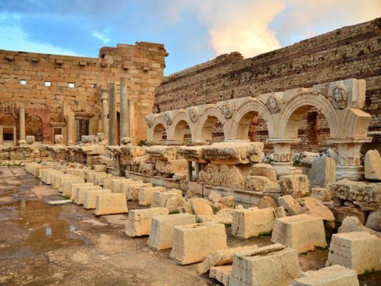 Leptis Magna Roman Ruins of Libya 50