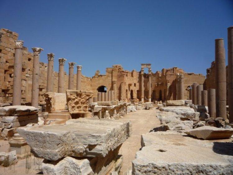 Leptis Magna Roman Ruins of Libya 51