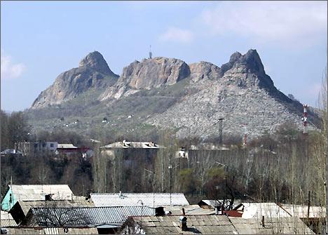 Suleyman Mountains 09