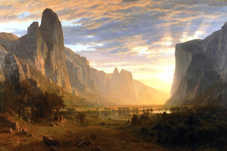 Yosemite valley, California, USA. 00