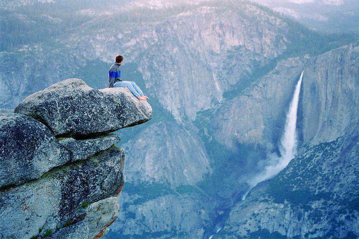 Yosemite valley, California, USA. 08