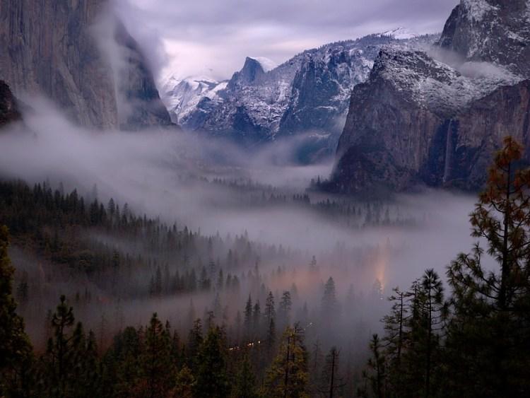 Yosemite valley, California, USA. 27