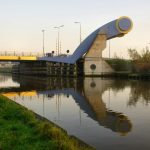 Netherland's Astonishing Slauerhoffbrug Flying Drawbridge