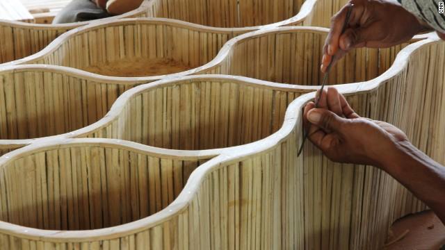 Bali's spectacular bamboo village sets to create million dollar luxury villas12