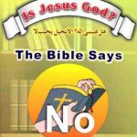 Is the Jesus God Bible Says No