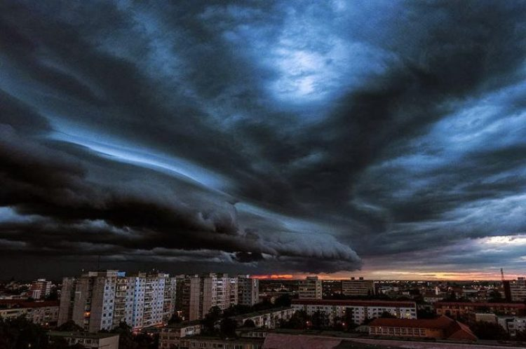Impending Storm in Romania