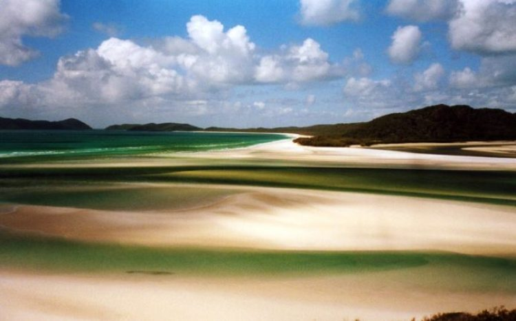 White Sandy Beaches Australia 14