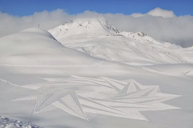 simon beck snow art -8