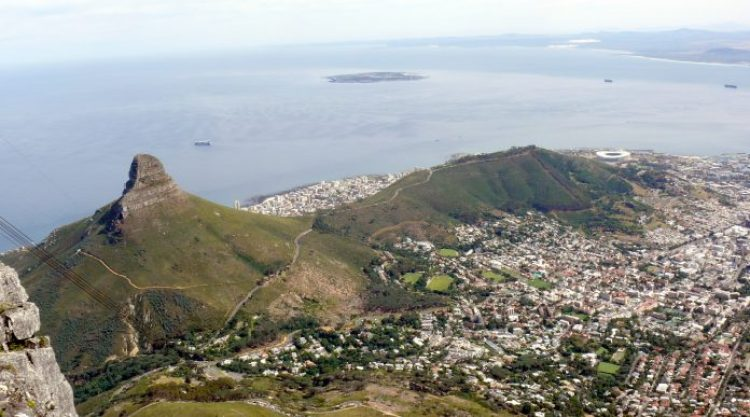 Lions Head South Africa