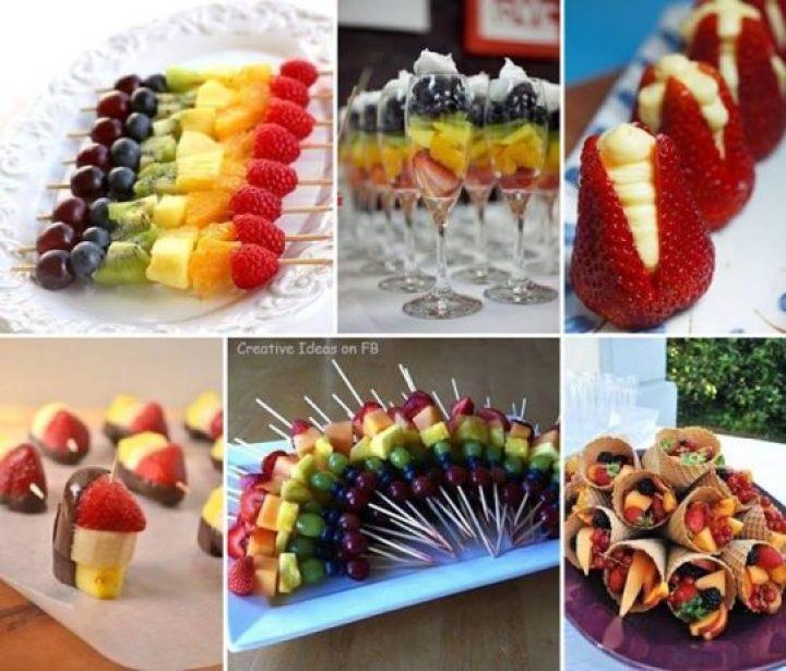Yummy Fruit Desert