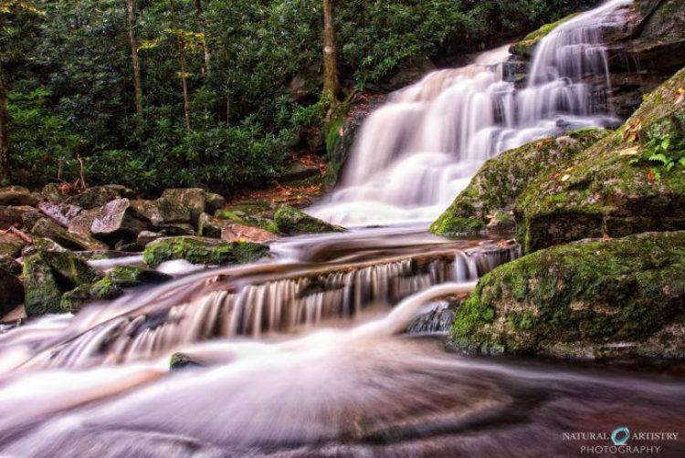 Elakala Falls Virginia10
