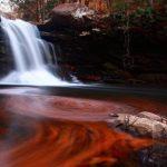 Elakala Falls, A Popular Waterfall in West Virginia