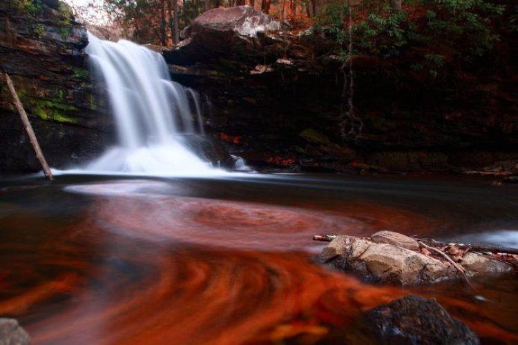 Elakala Falls Virginia20