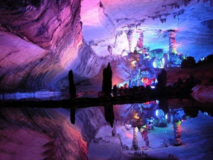 Reed Flute Cave China14