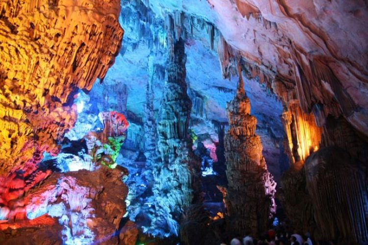 Reed Flute Cave China8