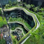 Amazing Sky Gardens Hotel in Singapore
