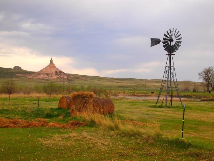Chimney Rock of Nebraska United States18