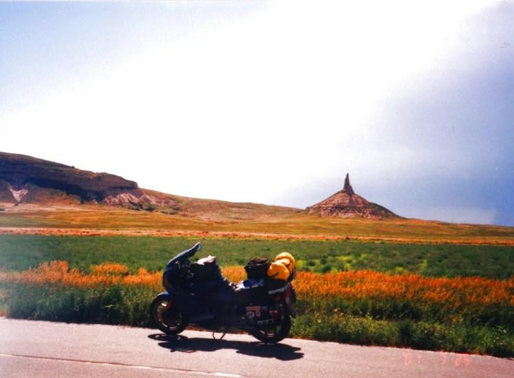 Chimney Rock of Nebraska United States19