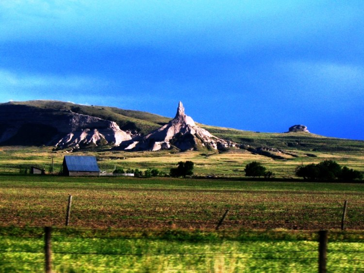 Chimney Rock of Nebraska United States21
