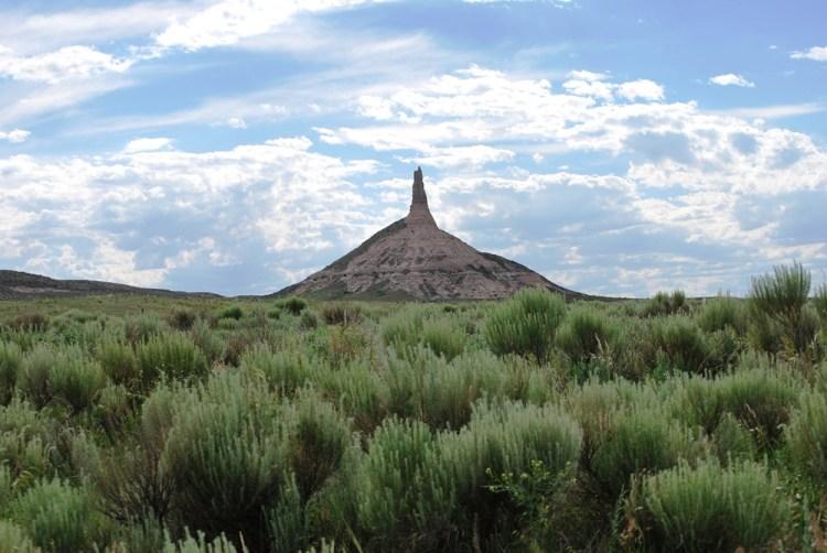 Chimney Rock of Nebraska United States25